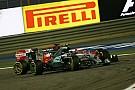 Обзор гонки Бахрейна от Pirelli