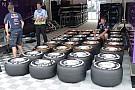 Прогноз стратегий от Pirelli