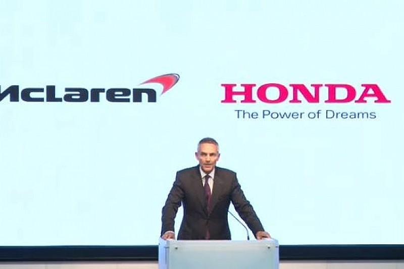 Уитмарш по поводу двигателей Хонда