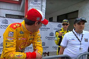 Kenseth/Logano feud heats up again at Talladega