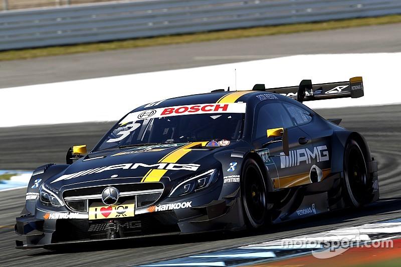 DTM in Hockenheim: Pole-Position für Mercedes, kein Audi in den Top 10