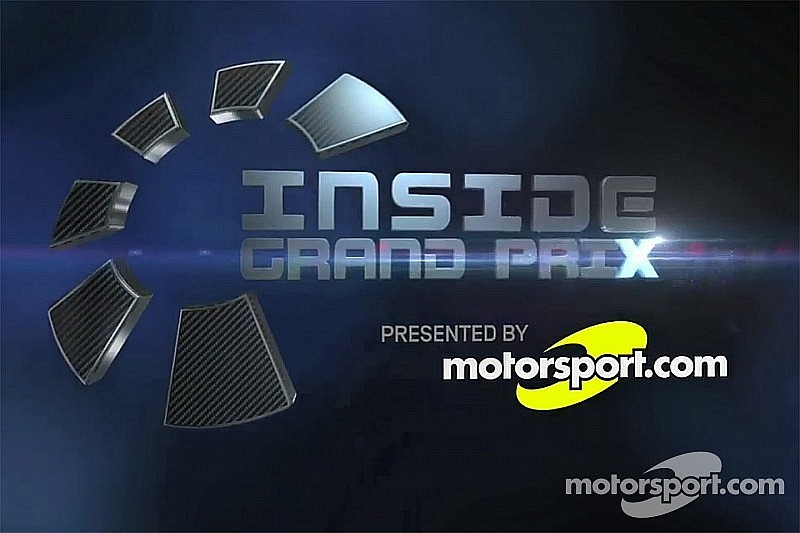 Журнал Inside Grand Prix: Барселона
