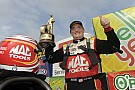 NHRA Kalitta scores third straight Top Fuel victory