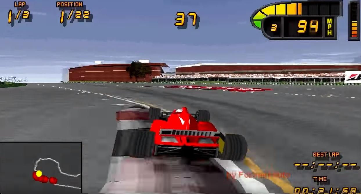 Ennél menőbb F1-es pályabejárót nem fogsz találni sehol: Ausztrál Nagydíj