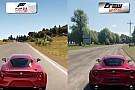 Forza Horizon 2 Vs. The Crew Wild Run: Alfa Romeo 4C