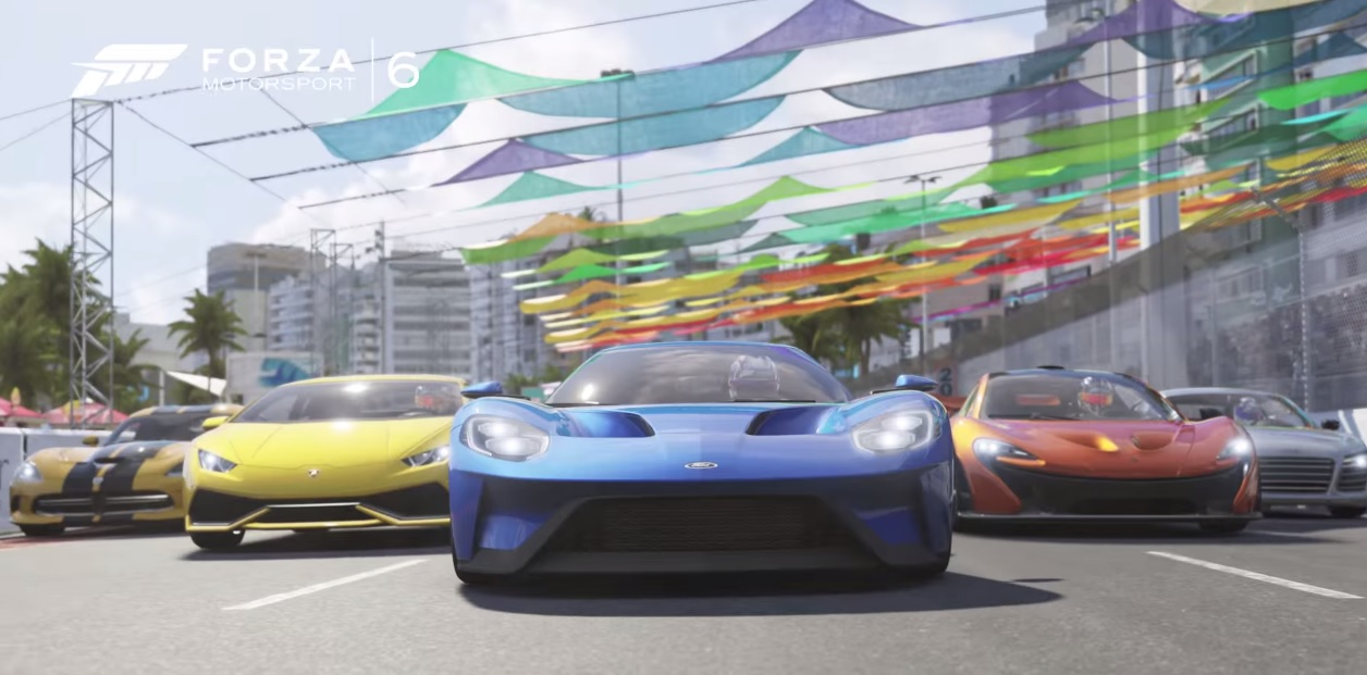 Forza Motorsport 6: Launch Trailer