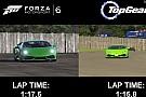 Forza Motorsport 6 Vs. Top Gear: Lamborghini Huracan