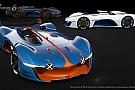 Vizuális orgiával ünnepel az Alpine: futurisztikus gép a Gran Turismo 6-ban!