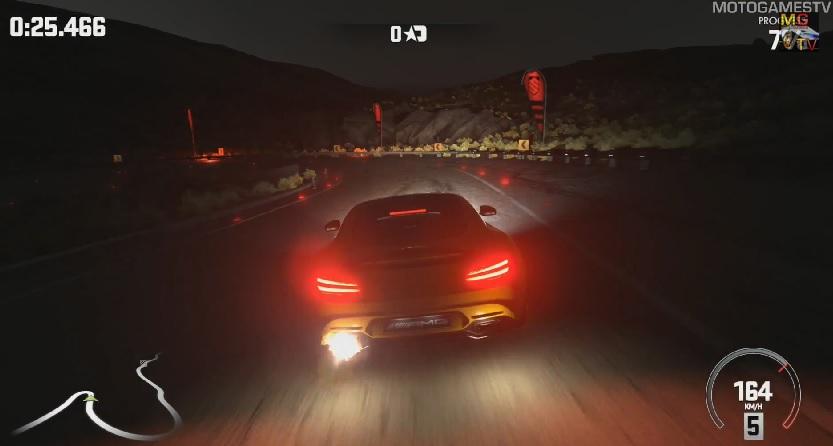 DriveClub: A legújabb Mercedes is helyet kapott a játékban! Rendkívül élethű grafika (PS4)