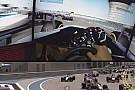 F1 2014: Maxra húzott grafika a játékban és GoPro