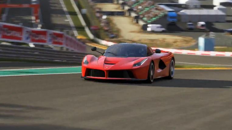 Forza Motorsport 5: Ilyen a LaFerrari a játékban! Nagyon komoly hangok és grafika