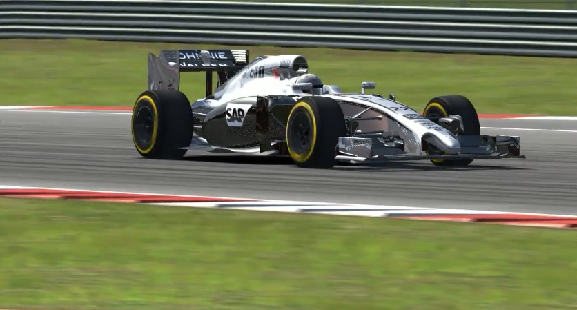 Assetto Corsa: F1 2014 McLaren MP4-29 a játékban!