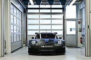 WEC BRÉKING A Porsche hamarosan teszteli a 911 RSR utódját