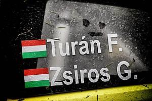 Rali Ob BRÉKING Turán Frigyes és Zsiros Gábor újra együtt indul a 19. Mikulás Rallye-n