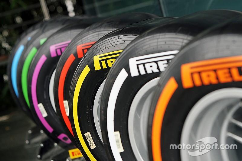 Pirelli оголосила перелік шин для Малайзії