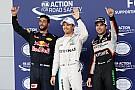 欧洲大奖赛排位赛:街道赛险象丛生,罗斯伯格将巴库赛道首个杆位收入囊中