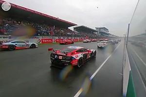 Le Mans Últimas notícias VÍDEO: Largada em Le Mans em 360 graus