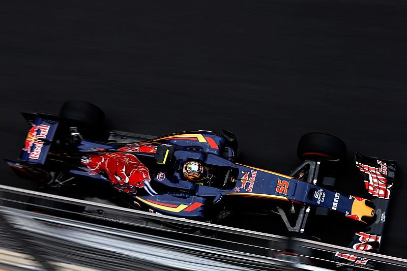 Тост сподівається, що Сайнс залишиться в Toro Rosso у 2017 році