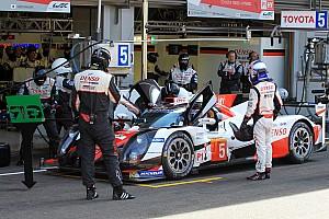 Le Mans Últimas notícias Toyota revela razão da derrota na última volta em Le Mans