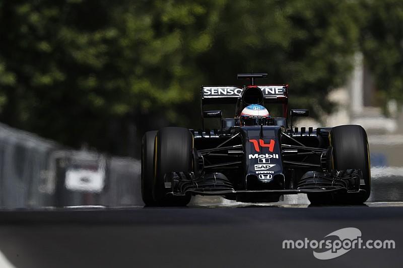 Алонсо розраховує на підвищення ефективності McLaren в Австрії