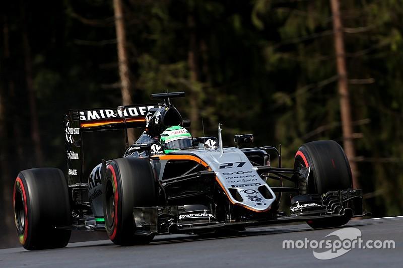 Force India сподівається на допомогу Баттона