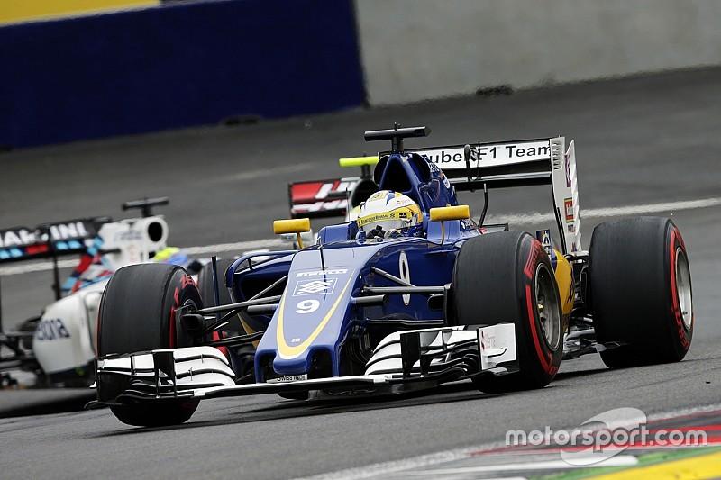Sauber annule ses essais de Silverstone