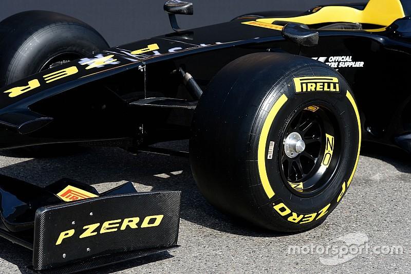 Pirelli dévoile son calendrier de tests avec Ferrari, Red Bull et Mercedes