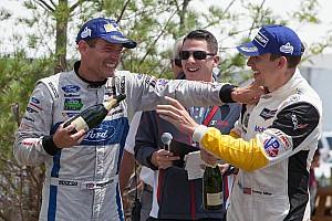 IMSA Reporte de la carrera Ford GT logra tercer triunfo al hilo en GTLM