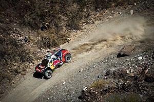 Cross-Country Rally Noticias de última hora Carlos Sainz:
