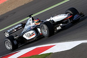 General Breaking news United Autosports parades former British Grand Prix race winner in Silverstone classic