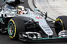 Assento de Hamilton quebrou em acidente no TL2