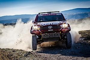 Cross-Country Rally Noticias de última hora Al-Attiyah gana la Baja Aragón, Sainz termina segundo