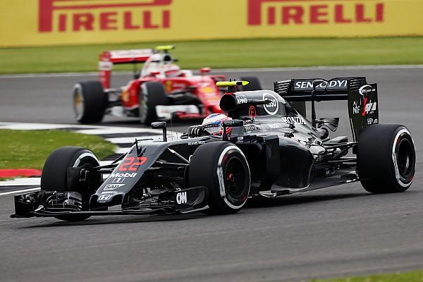 Formule 1 Actualités McLaren - Notre châssis est désormais au niveau de Ferrari