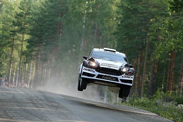WRC Résumé de spéciale ES14 - Tänak meilleur temps, sortie de Camilli