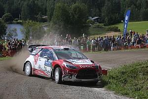 WRC 比赛报告 WRC芬兰站:米克夺冠,诺伊维尔赢得加分赛段