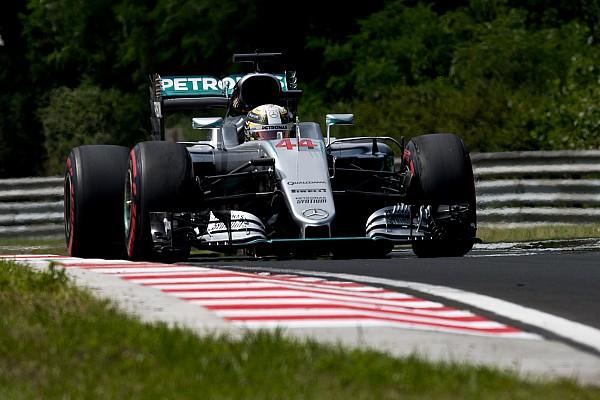 Formula 1 Ultime notizie Hamilton pronto a pagare la penalità a Spa per un motore fresco