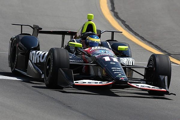 IndyCar Actualités Comment le pari de Bourdais et son équipe a payé
