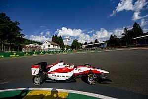 GP3 Reporte de la carrera Leclerc consigue la victoria de GP3 en Bélgica