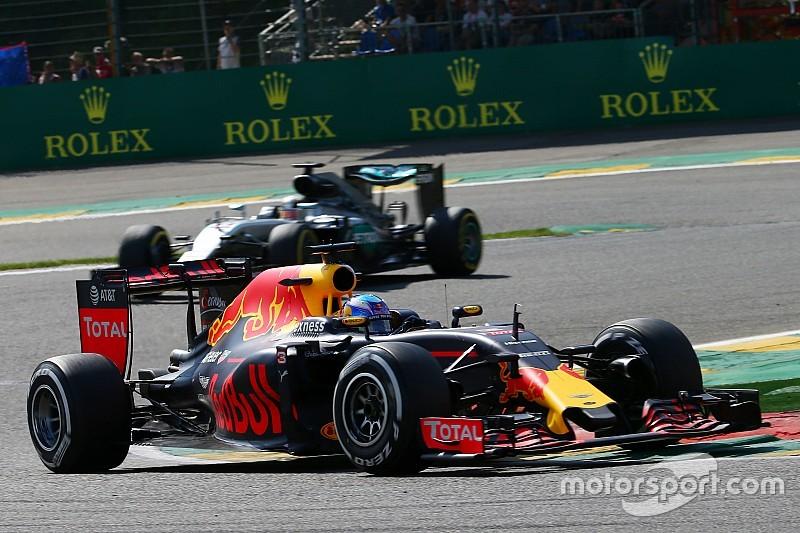 リカルド「最終スティントはルイスに勝つには十分な速さだった」