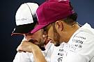 Hamilton: não ter Alonso na F1 em 2018