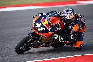 Moto3 Reporte de la carrera Victoria de Binder, que ya podría ser campeón del mundo en Aragón