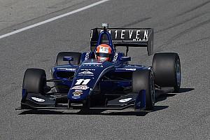 Indy Lights Résumé de course Ed Jones remporte le titre en Indy Lights