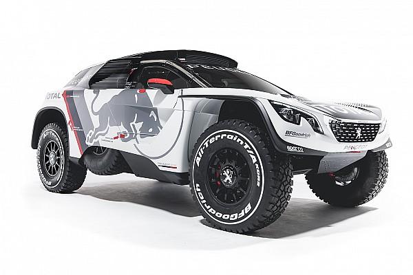 Dakar Ultime notizie Ecco la 3008 DKR, la nuova arma della Peugeot per la Dakar