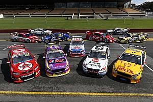 Supercars Fotostrecke Die spektakulären Retrodesigns der australischen Supercars