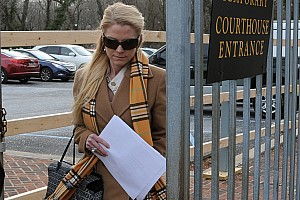 NASCAR Sprint Cup Breaking news Kurt Busch's ex-girlfriend indicted by U.S. Attorney's Office