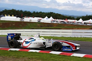 Super Formula Qualifying report Sugo Super Formula: Sekiguchi beats Nakajima to pole by 0.018s
