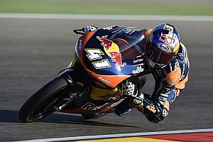 Moto3 Reporte de la carrera Binder, campeón del mundo de Moto3