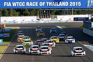 WTCC Nieuws WTCC-race Thailand officieel afgelast, Lopez bevestigd als kampioen
