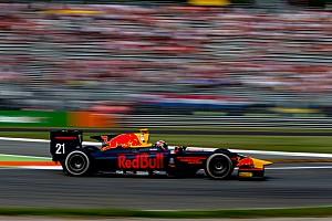 GP2 Отчет о тренировке Гасли возглавил протокол тренировки на Сепанге
