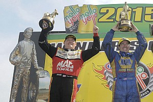 NHRA Preview Capps and Kalitta aim to shake 'eternal bridesmaid' tags